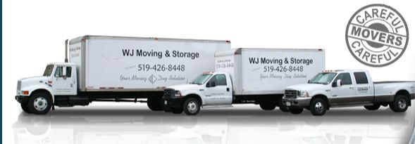 WJ Moving & Storage
